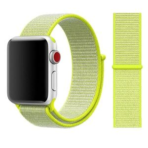 NEW Flash Light Strap Loop Band For Apple Watch